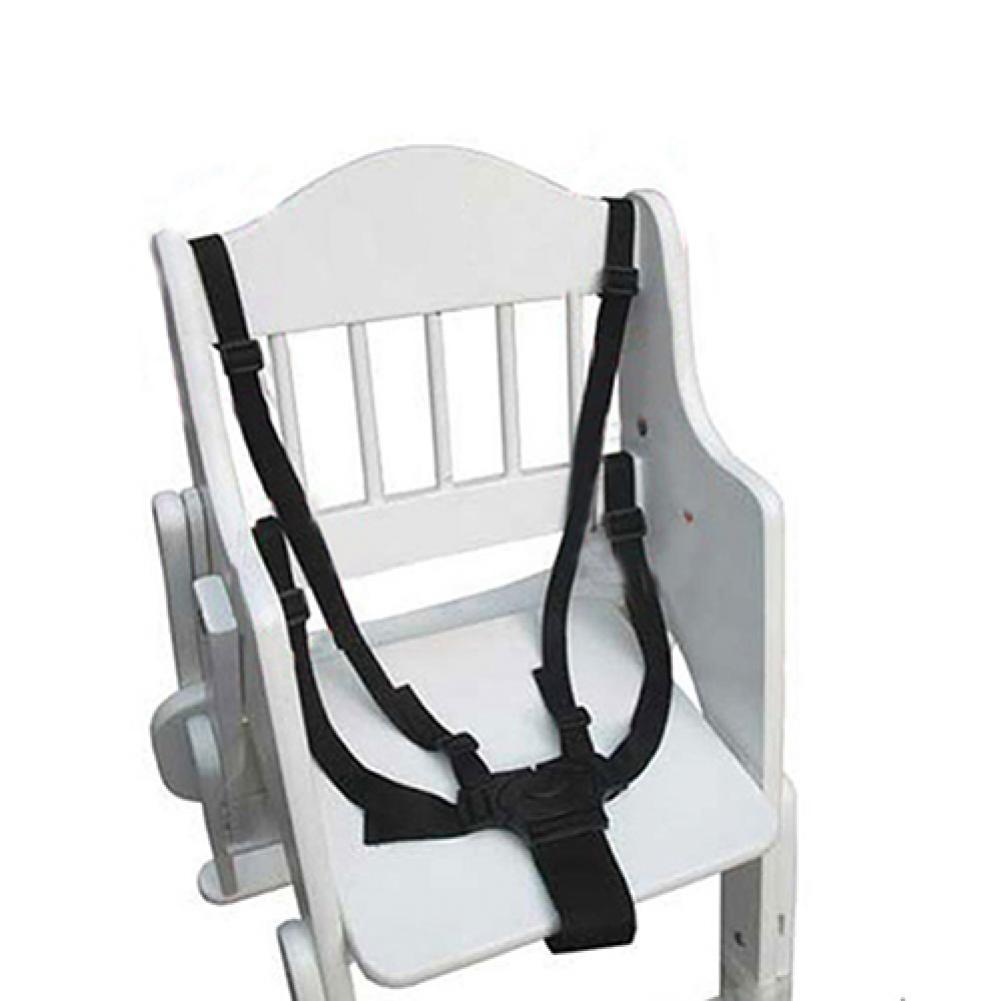 Baby 5 Point Safe Belt for Stroller Chair Pram Buggy Infant Seat Strap Harness Nylon For Baby Dining chair Tricycle Baby