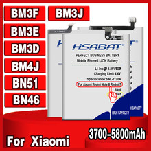 BM3J BM3F BN46 BM3E BM3D BM4J BN51 батарея для Xiaomi mi 8 8 M8 SE MI8 Lite/Mi8 Pro Mi 8 Explorer/Redmi 7 8A примечание 6 Note 8/8 Pro