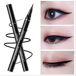 1PCS Pro Waterproof Make Up Black Liquid Eyeliner Women Comestic Eye Liner Pencil Make Crete Eyes Marker Pen