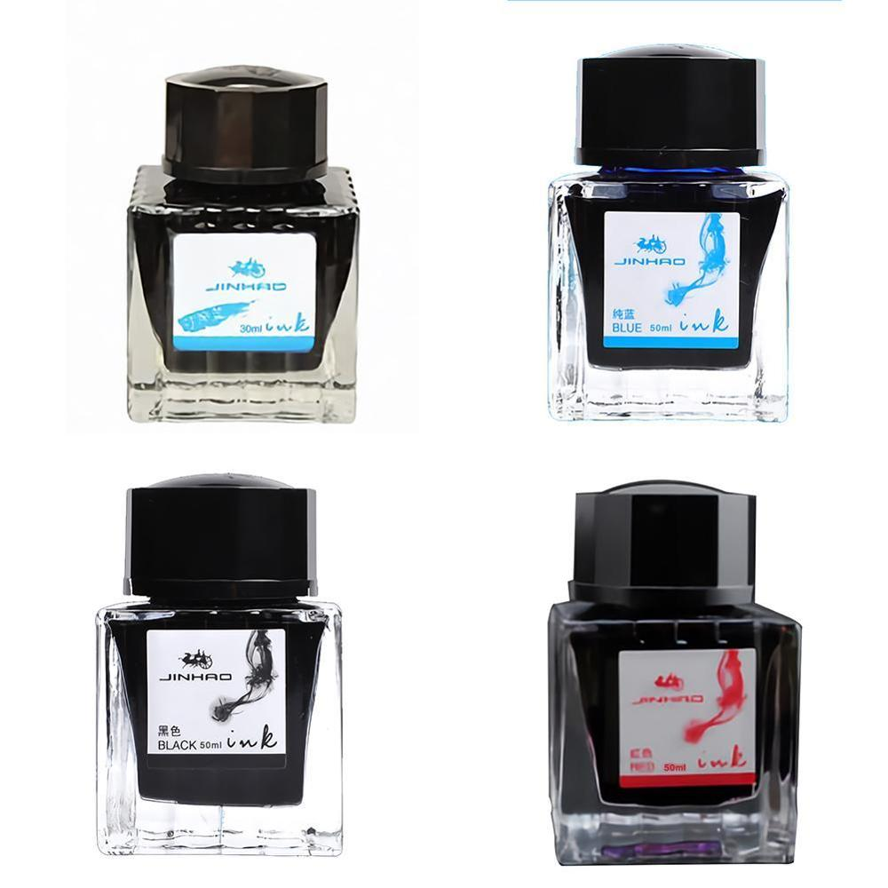 30/50ML Writing Ink Handmade Color Ink For Fountain Dip Pen Calligraphy Carbon Ink