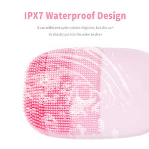 Image 3 - סיטונאי 5 Pcs/lots 10 Pcs/lots Inface חכם נקי קולי חשמלי עמוק פנים ניקוי עיסוי מברשת