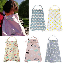 Breathable Baby Feeding Nursing Covers Mum Breastfeeding Nursing Poncho Cover Up Adjustable Privacy Apron Outdoors Nursing Cloth