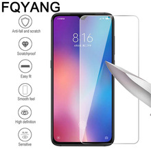 FQYANG 2PCS 9H Screen Protector Protective Glass Film For REDMI NOTE7 K20 PRO 7A 7 Tempered XIAOMI MI CC9E 9 9SE 9T A3
