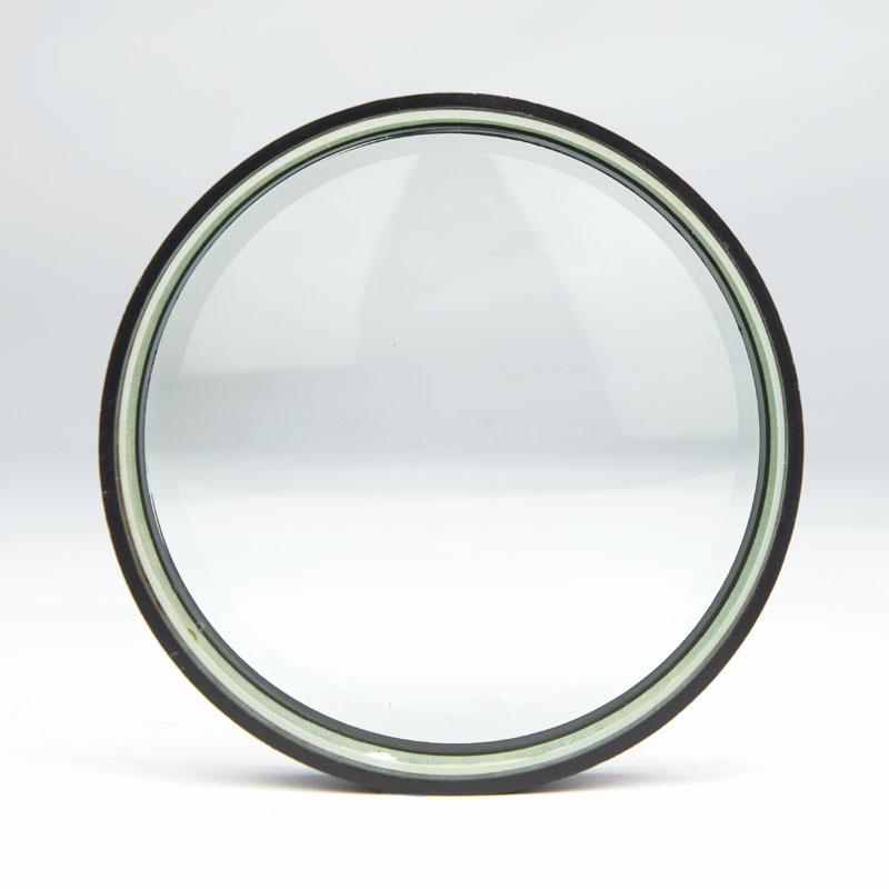 Optická skleněná ohnisková vzdálenost 2ks 100 mm Ohnisková - Měřicí přístroje - Fotografie 4