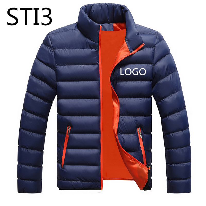 STI3 Man Down Jacket's For Men's Winter Warm Portability White Duck Down Hooded Natural Fur Collar Man Down Coat Waterproof Top