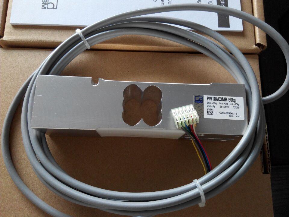HBM Load Cell PW10AC3/50KG  PW10AC3/100KG  PW10AC3/150KG Fingerprint Recognition Device     - title=