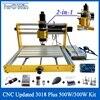 Upgragded-grabador láser de enfoque fijo CNC 3018 Plus, 500W/300W, 15W, GRBL, bricolaje, fresadora PBC de 3 ejes, enrutador de madera para Metal