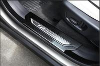 Apply only for Land Rover Range Rover velar door sill Range Rover Vela welcome pedal door guard retrofit interior trim patch