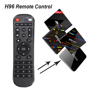 Image 2 - H96 Remote Control for Android TV box be applicable H96/H96 PRO/H96 PRO +/H96 MAX H2/H96 MAX PLUS/H96 MAX X2/ X96 MINI/ X96 .etc