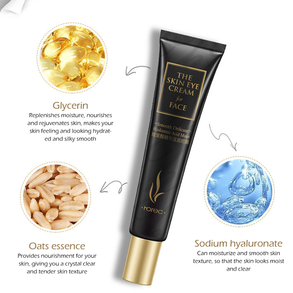 Hot sell Eye Cream Peptide Collagen Serum Anti-Wrinkle Anti-Age Remover Dark Circles Eye Care Against Puffiness And Bags 3