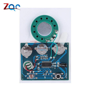Image 5 - 30 Seconds Photosensitive Sound Voice Audio Music Recordable Recorder Board Chip Programmable Music Module for Greeting Card DIY