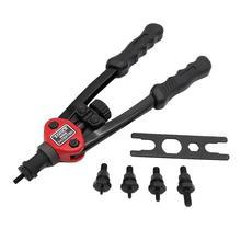 BT-606 с двойной ручкой M3-M8 ручной инструмент для заклепок для сборки автомобилей, лифтов, выключателей инструментов и т. Д