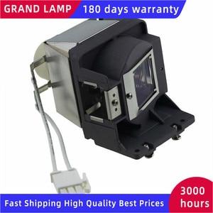 Image 4 - Ersatz Lampe mit gehäuse 5J.J6L 05,001 für BENQ EP6127A/ES616F/EX6270/MS276F/MS507H/MS517F/MX2770/MW519 Projektoren happybate