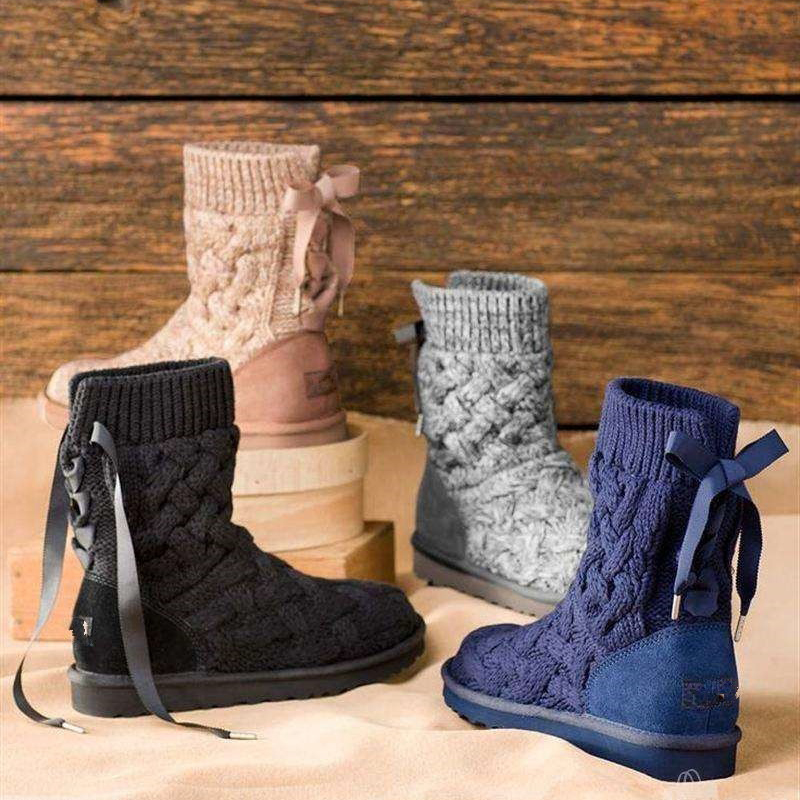 Big Sale #62b6 2019 Autumn And Winter New Women's Boots