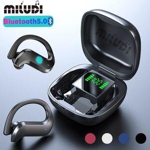 MD03 TWS Headphones Wireless M