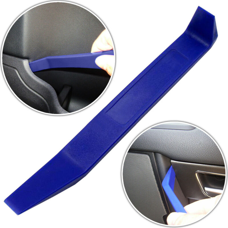 5pcs/set Car Radio Panel Door Clip Trim Audio Removal Installer Pry Repair Tools