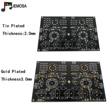 DIY プロジェクトオーディオシングルエンドアンプボード 185*125 FR4 PCB ボード EL34 ボード送料無料