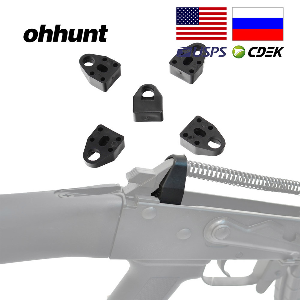 Ohhunt 5 Pcs 7 62x39 Recoil Buffer Ak 47 Buffer Pad Shock Absorbing Reducer For Tactical Ak 47 Saiga Galil Valmet Hunting Gun Accessories Aliexpress
