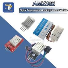 Высокая точность AM2302 DHT22 цифровой Температура& влажности Сенсор модуль 5V одиночного автобуса Интерфейс для Arduino Uno R3 один