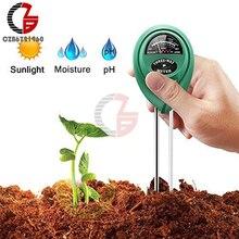 Meter-Plants Humidity-Ph-Monitor-Detector Soil-Moisture-Sensor Soil-Ph-Meter Garden-Flowers
