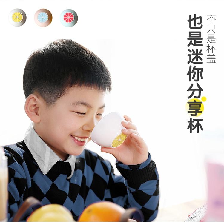 Vitamina copo de suco de vitamina elétrica