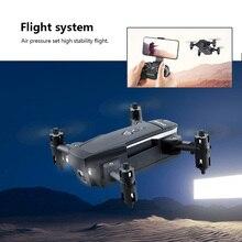 KK8 RC Mini Drone 4K Professional With HD Camera Folding Super Long Endurance Aircraft One Key Return Quadrocopter Gift Kid Toys