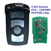مفتاح بعيد يصلح لسيارات BMW 7 Series 730/740(E65/E66) CAS1/CAS2 نظام مضاد للسرقة 315/433/868MHz ID46 PCF7945 رقاقة
