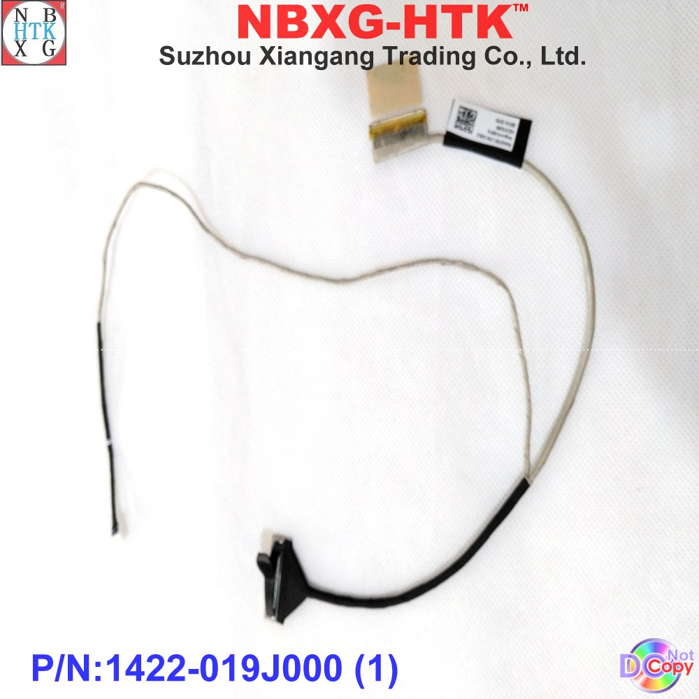 Computer Cables Original LCD LED Video Flex Cable for HP Envy 15T-AE M6-P M6-P113DX,with Touch Laptop Screen Display Cable DC020026E00 Cable Length: Other