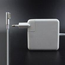 Novo magnético 60w 16.5v 3.65a adaptador de alimentação carregador para apple macbook pro a1184 a1330 a1344 a1278 a1342 a1181 a1280