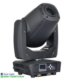 Image 2 - 2 قطعة/الوحدة 260 واط LED بقعة شعاع غسل 3IN1 تتحرك رئيس ضوء 2 الوجه المنشور دوران ستة المنشور LED تتحرك رئيس DJ ديسكو المرحلة ضوء
