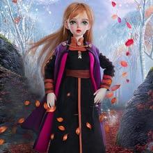 New Arrival Minifee Rens Fairyline Fairyland BJD SD Doll 1/4 Body Girls Boys Toys Eyes High Quality Gift  Resin Anime FL fairyland realpuki sira kaka ara 1 13 bjd dolls resin sd toys for children friends surprise gift for boys girls birthday