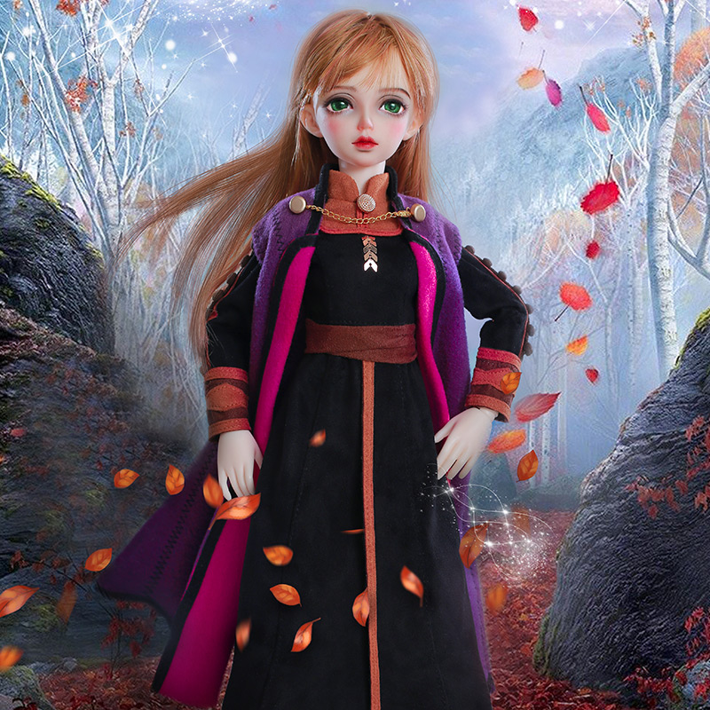 New Arrival Minifee Rens Fairyline Fairyland BJD SD Doll 1/4 Body Girls Boys Toys Eyes High Quality Gift Resin Anime FL(China)