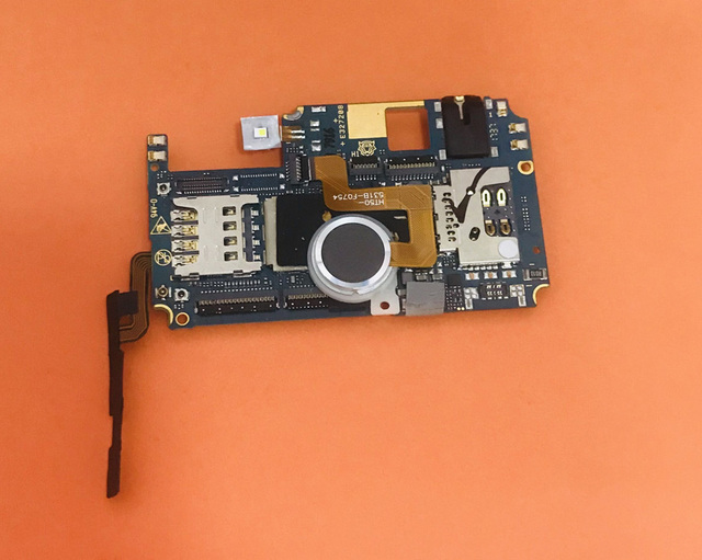 Carte mère dorigine 3G RAM + 32G ROM carte mère pour HOMTOM HT50 MTK6737 Quad Core HD livraison gratuite