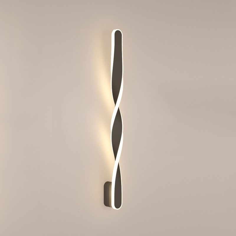 (Wecus) designer especial 70cm lâmpadas de parede