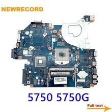 Laptop Motherboard Main-Board Aspire 5750 Acer P5WE0 LA-6901P NEWRECORD HM65 for P5we0/La-6901p/Mbr9702003/..