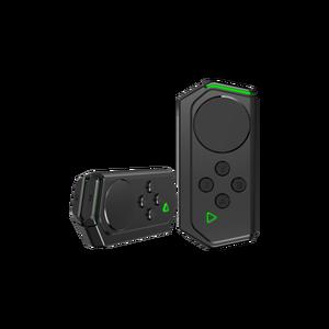 Image 4 - Xiaomi noir requin 1/2/3 Pro Kit de support de manette de refroidissement arrière pince Funcooler jeu contrôleur support gauche droite joystick 3.0