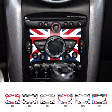 Decalque interno do painel de controle, decoração para automóveis, r50, r52, r53, r55, r56, r57, r58 e r59 r60 r61 r62
