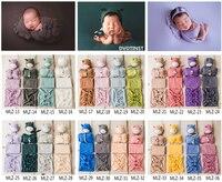 Dvotinst Newborn Photography Props Soft Bow knot Baby Posing Bag Headband Pillow Wraps Fotografia Accessories Studio Photo Props