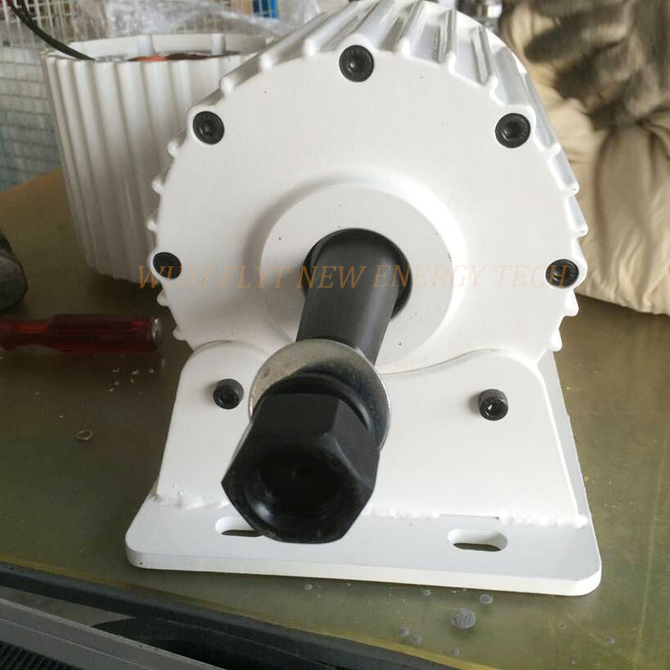 2kw generator alternator 48v 96v low rpm generator wiht high efficient brushless alternator, permanent magnet generators