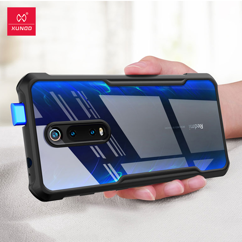 XUNDD Shockproof Phone Case For XiaoMi Redmi K20Pro K30 Mi9T Note 8 Pro Protective Case For Redmi K20 Note 9S Mi10T POCO F2 Pro(China)