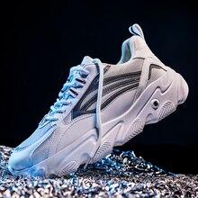 2020 fashion Luminous Casual Shoes hip hop sneakers men
