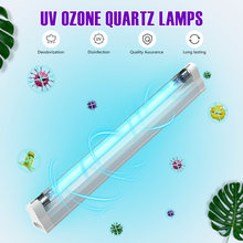 6W 8W Uv Sterilisator Licht Lamp T5 Buis Ac 220V Desinfection Lamp Bacteriedodende Met Uvc Desinfectante Mijten kiemdodende(China)