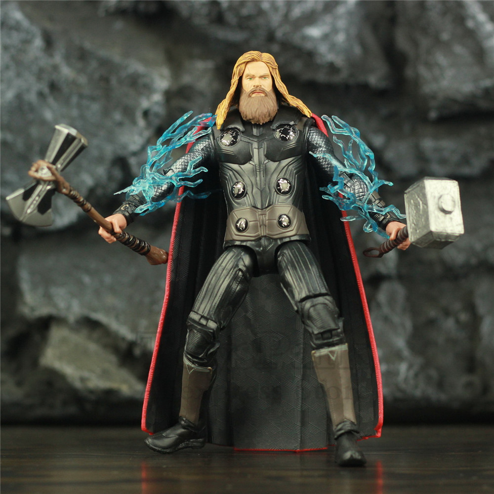 Custom Marvel Avengers Thor Odinson Chris Hemsworth 6