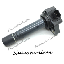 30520-RNA-A01 099700-101 New Ignition Coil For Honda Civic 2006-2011 1.8L UF582 C1580 UF-582 30520 RNA A01 30520RNAA01 30520 rna a01 099700 101 new ignition coil for honda civic 2006 2011 1 8l uf582 c1580 uf 582 30520 rna a01 30520rnaa01