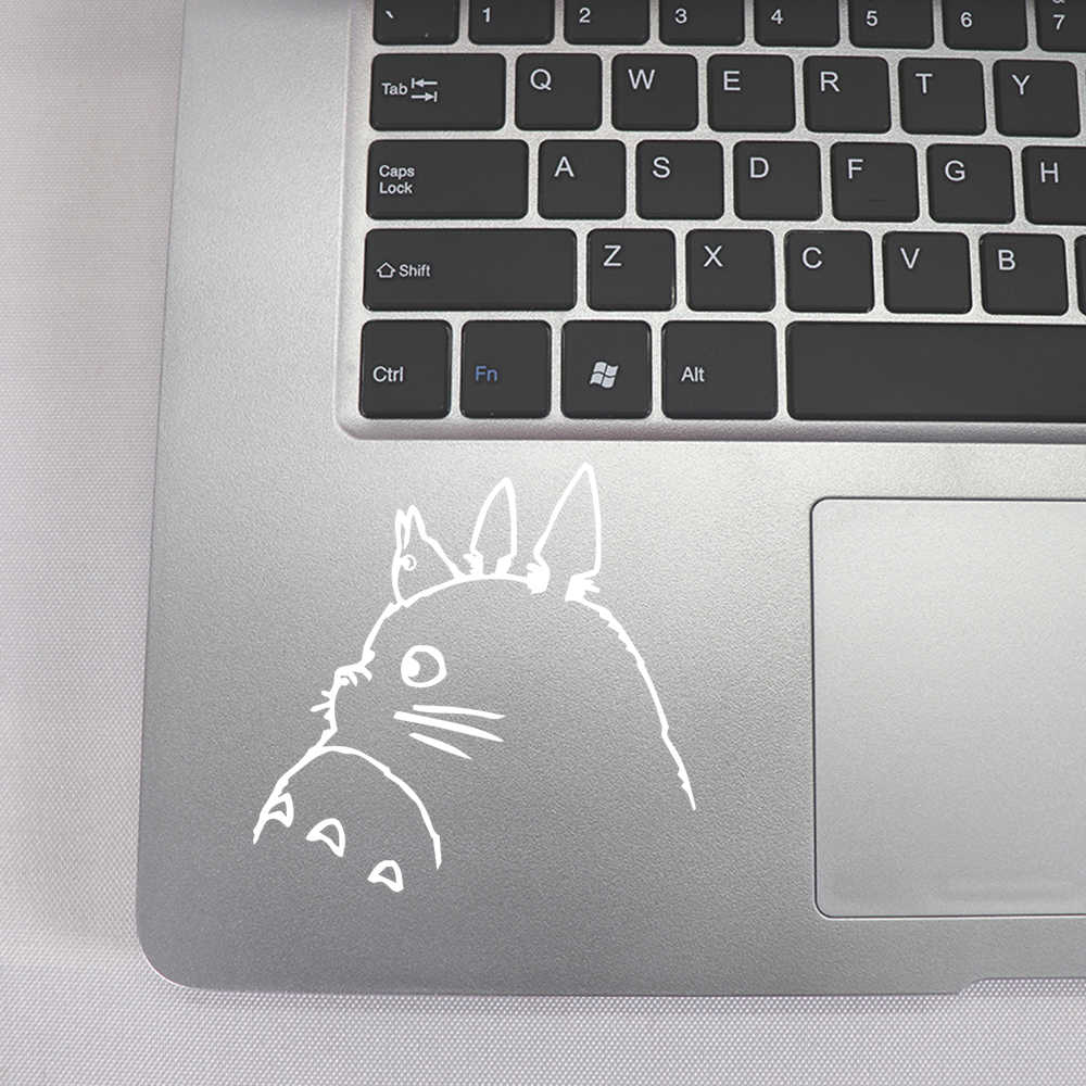 Carino Totoro Autoadesivo del computer portatile Vinile per il Computer Portatile Lenovo/Xiaomi/Hp/Asus computer portatile decorazione della pelle
