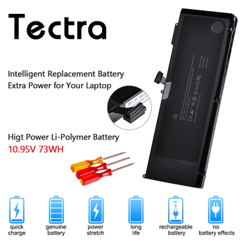 10.95V 73WH A1321 Laptop Battery for APPLE MC371 15 inch A1286 (Mid-2010) A1286 Mid 2009 version