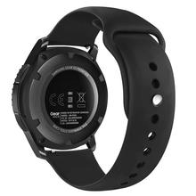 Silicone Bracelet Galaxy Watch Samsung Gear Wtach Huawei 2-Band 2e/pro-Strap 42mm/active
