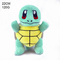 new Squirtle 22cm