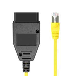 Image 3 - ESYS ENET USB كابل PSdZData V50.3 ل BMW F السلسله ESYS1 3 5 6 7 X3 التحديث الخفية البيانات E SYS ICOM الترميز ECU مبرمج ماسحة