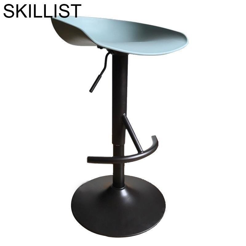 Kruk Comptoir Stoel Bancos Moderno Hokery Sandalyeler Taburete Sgabello Tabouret De Moderne Silla Stool Modern Bar Chair